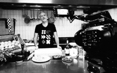 Koken met inkt